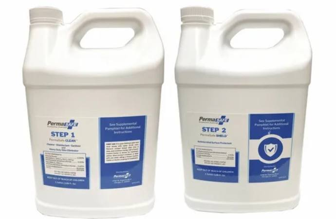 2-Step PermaSafe EPA Approved Chemials
